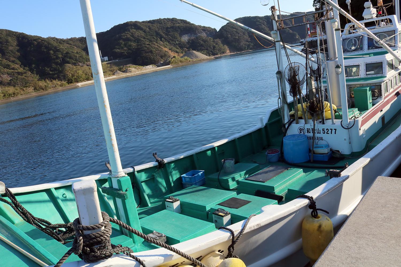 白浜 海 釣り船